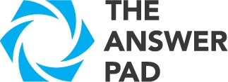 The Answer Pad logo